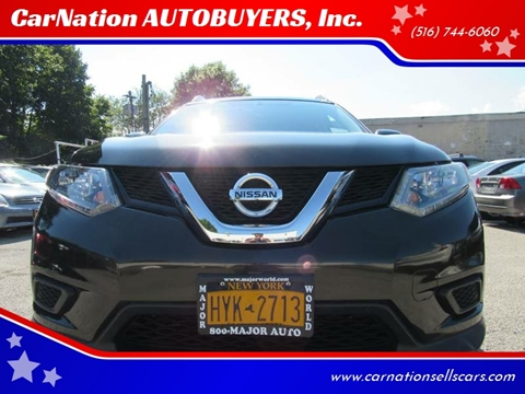 2015 Nissan Rogue for sale at CarNation AUTOBUYERS Inc. in Rockville Centre NY