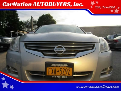 2010 Nissan Altima for sale at CarNation AUTOBUYERS, Inc. in Rockville Centre NY