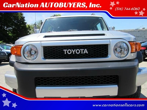2007 Toyota FJ Cruiser for sale at CarNation AUTOBUYERS, Inc. in Rockville Centre NY