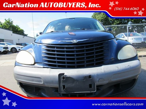 2002 Chrysler PT Cruiser for sale at CarNation AUTOBUYERS, Inc. in Rockville Centre NY