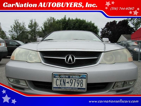 2002 Acura TL for sale at CarNation AUTOBUYERS, Inc. in Rockville Centre NY