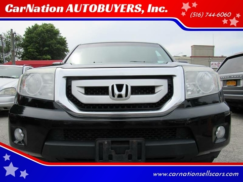 2011 Honda Pilot for sale at CarNation AUTOBUYERS, Inc. in Rockville Centre NY