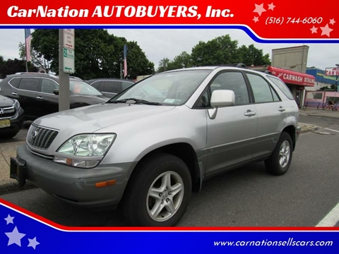 2002 Lexus RX 300 for sale at CarNation AUTOBUYERS Inc. in Rockville Centre NY