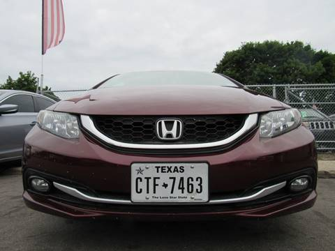 2014 Honda Civic for sale at CarNation AUTOBUYERS, Inc. in Rockville Centre NY