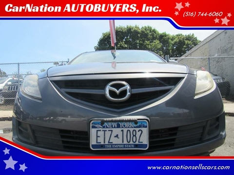 2009 Mazda MAZDA6 for sale at CarNation AUTOBUYERS, Inc. in Rockville Centre NY