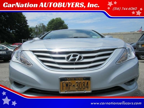 2011 Hyundai Sonata for sale at CarNation AUTOBUYERS, Inc. in Rockville Centre NY