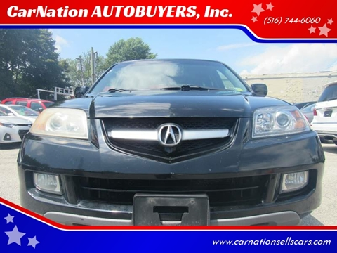 2005 Acura MDX for sale at CarNation AUTOBUYERS, Inc. in Rockville Centre NY