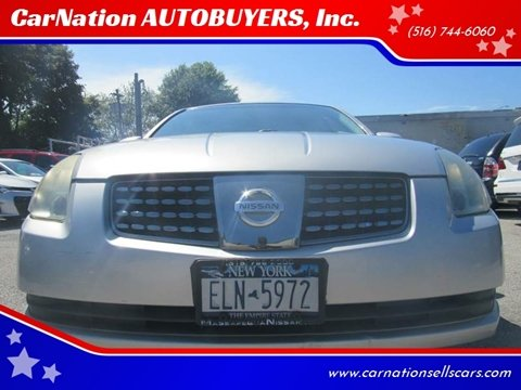 2005 Nissan Maxima for sale at CarNation AUTOBUYERS Inc. in Rockville Centre NY