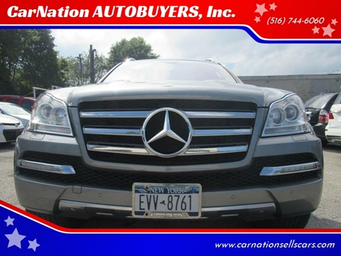 2012 Mercedes-Benz GL-Class for sale at CarNation AUTOBUYERS, Inc. in Rockville Centre NY