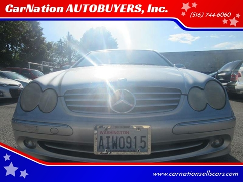 2005 Mercedes-Benz CLK for sale at CarNation AUTOBUYERS, Inc. in Rockville Centre NY