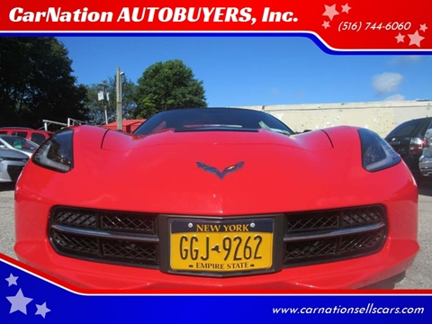 2014 Chevrolet Corvette for sale at CarNation AUTOBUYERS, Inc. in Rockville Centre NY
