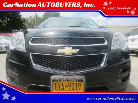 2015 Chevrolet Equinox for sale at CarNation AUTOBUYERS, Inc. in Rockville Centre NY