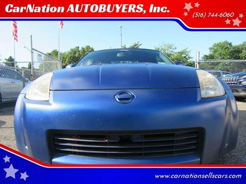 2005 Nissan 350Z for sale at CarNation AUTOBUYERS, Inc. in Rockville Centre NY