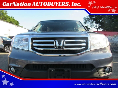 2015 Honda Pilot for sale at CarNation AUTOBUYERS, Inc. in Rockville Centre NY