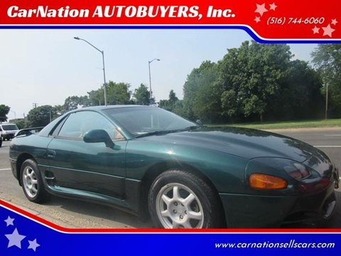 1996 Mitsubishi 3000GT for sale at CarNation AUTOBUYERS, Inc. in Rockville Centre NY
