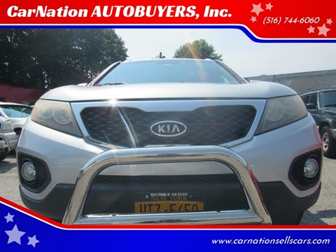 2011 Kia Sorento for sale at CarNation AUTOBUYERS, Inc. in Rockville Centre NY