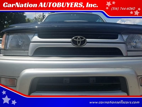 2001 Toyota 4Runner for sale at CarNation AUTOBUYERS, Inc. in Rockville Centre NY