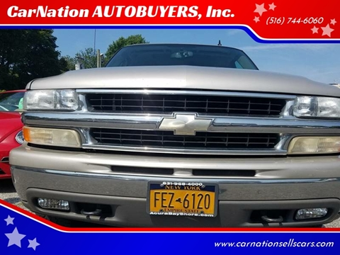 2006 Chevrolet Suburban for sale at CarNation AUTOBUYERS, Inc. in Rockville Centre NY