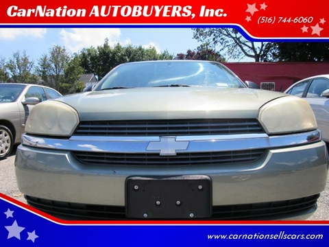 2004 Chevrolet Malibu Maxx for sale at CarNation AUTOBUYERS, Inc. in Rockville Centre NY