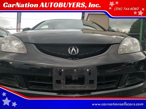 2006 Acura RSX for sale at CarNation AUTOBUYERS, Inc. in Rockville Centre NY