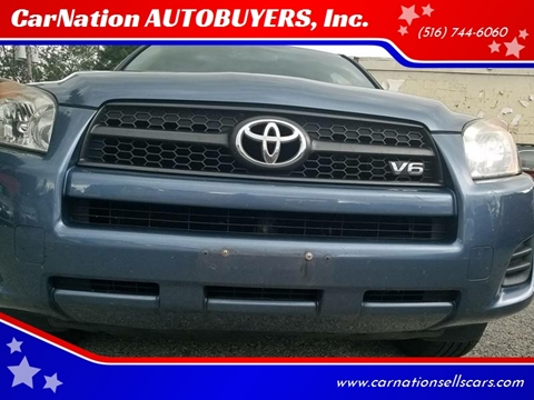 2009 Toyota RAV4 for sale at CarNation AUTOBUYERS, Inc. in Rockville Centre NY