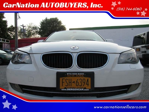 2009 BMW 5 Series for sale at CarNation AUTOBUYERS, Inc. in Rockville Centre NY