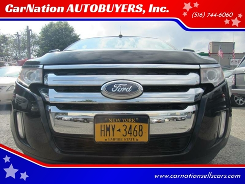 2011 Ford Edge for sale at CarNation AUTOBUYERS, Inc. in Rockville Centre NY