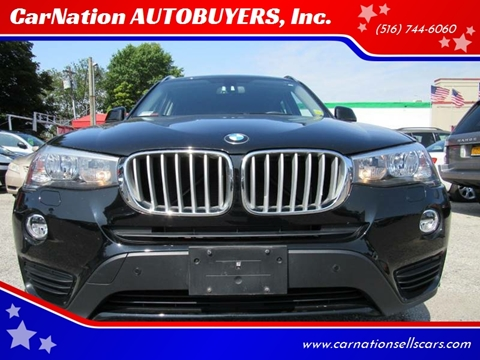 2015 BMW X3 for sale at CarNation AUTOBUYERS Inc. in Rockville Centre NY