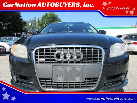 2008 Audi A4 for sale at CarNation AUTOBUYERS, Inc. in Rockville Centre NY