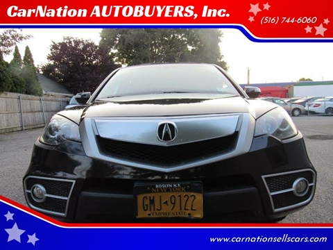 2011 Acura RDX for sale at CarNation AUTOBUYERS, Inc. in Rockville Centre NY
