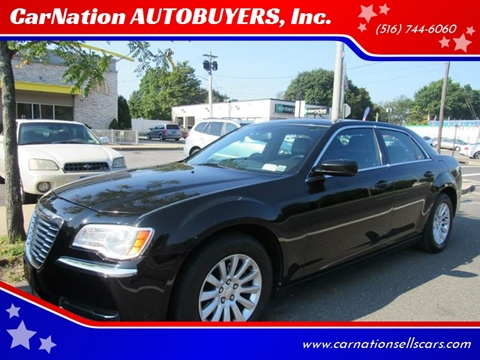 2013 Chrysler 300 for sale at CarNation AUTOBUYERS, Inc. in Rockville Centre NY