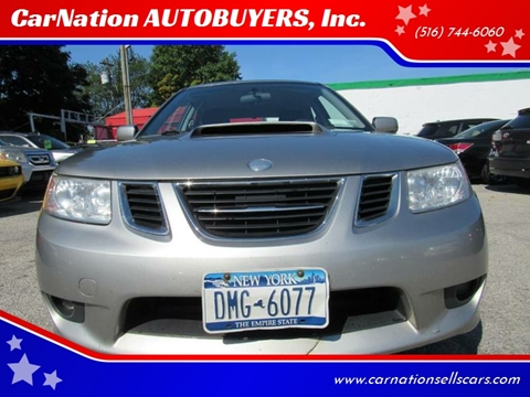 2005 Saab 9-2X for sale at CarNation AUTOBUYERS, Inc. in Rockville Centre NY