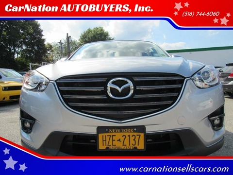 2016 Mazda CX-5 for sale at CarNation AUTOBUYERS, Inc. in Rockville Centre NY