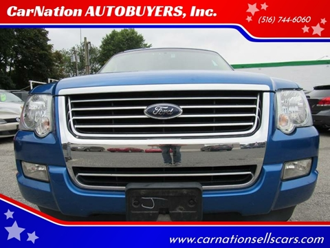 2010 Ford Explorer for sale at CarNation AUTOBUYERS, Inc. in Rockville Centre NY