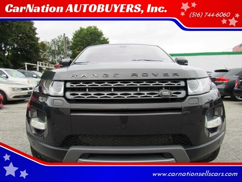 2013 Land Rover Range Rover Evoque for sale at CarNation AUTOBUYERS, Inc. in Rockville Centre NY