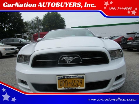 2014 Ford Mustang for sale at CarNation AUTOBUYERS, Inc. in Rockville Centre NY