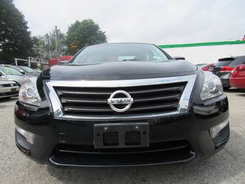 2013 Nissan Altima for sale at CarNation AUTOBUYERS, Inc. in Rockville Centre NY