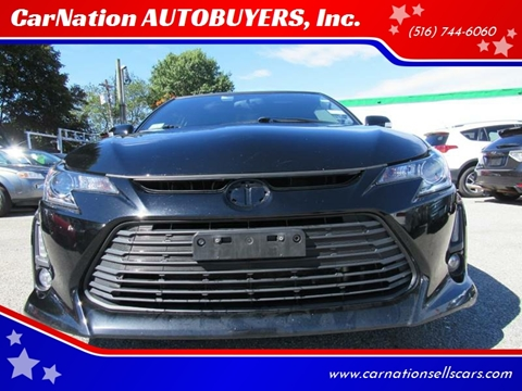 2015 Scion tC for sale at CarNation AUTOBUYERS, Inc. in Rockville Centre NY