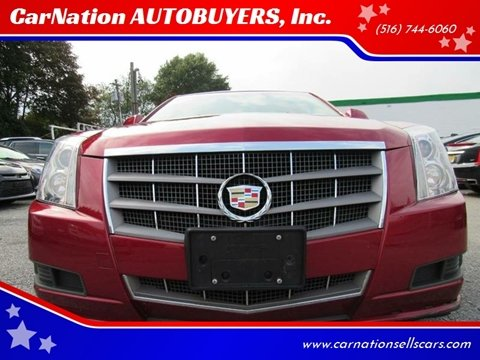 2011 Cadillac CTS for sale at CarNation AUTOBUYERS, Inc. in Rockville Centre NY