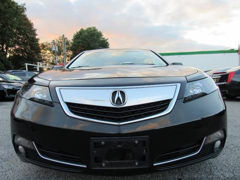 2012 Acura TL for sale at CarNation AUTOBUYERS, Inc. in Rockville Centre NY