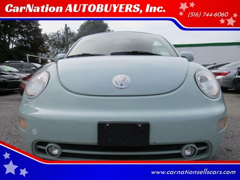 2005 Volkswagen New Beetle for sale at CarNation AUTOBUYERS, Inc. in Rockville Centre NY