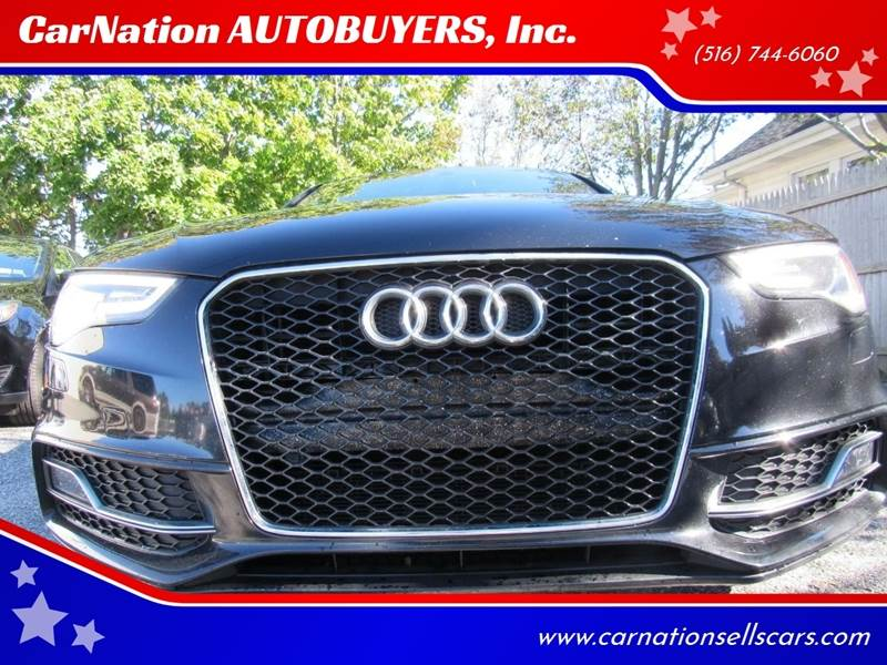 2015 Audi S5 for sale at CarNation AUTOBUYERS, Inc. in Rockville Centre NY