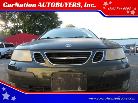 2003 Saab 9-3 for sale at CarNation AUTOBUYERS, Inc. in Rockville Centre NY