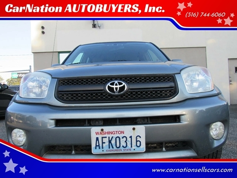 2005 Toyota RAV4 for sale at CarNation AUTOBUYERS, Inc. in Rockville Centre NY