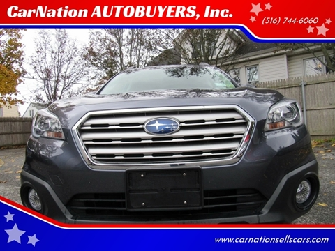 2017 Subaru Outback for sale at CarNation AUTOBUYERS, Inc. in Rockville Centre NY