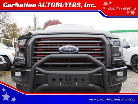 2016 Ford F-150 for sale at CarNation AUTOBUYERS, Inc. in Rockville Centre NY