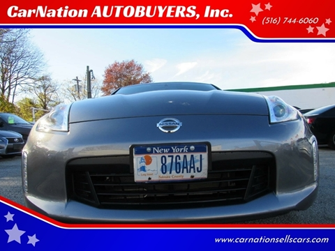 2017 Nissan 370Z for sale at CarNation AUTOBUYERS, Inc. in Rockville Centre NY