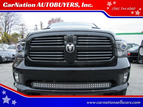 2016 RAM Ram Pickup 1500 for sale at CarNation AUTOBUYERS, Inc. in Rockville Centre NY