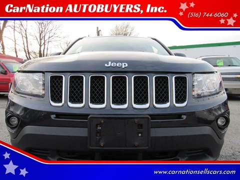 2014 Jeep Compass for sale at CarNation AUTOBUYERS, Inc. in Rockville Centre NY