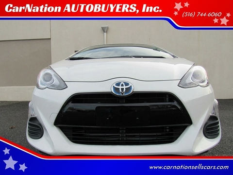 2016 Toyota Prius c for sale at CarNation AUTOBUYERS, Inc. in Rockville Centre NY